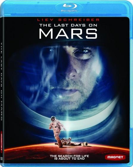 the last days on mars blu-ray