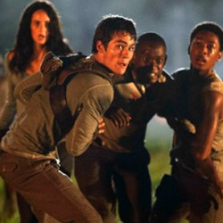 It's Here! Behold The First Trailer For THE MAZE RUNNER