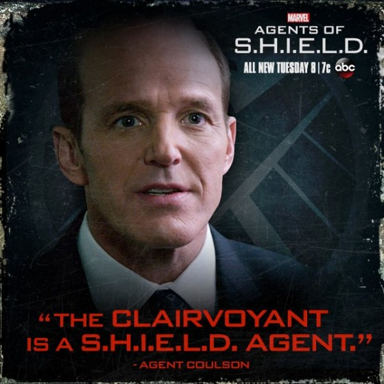 Marvel's Agents of SHIELD 116 quote