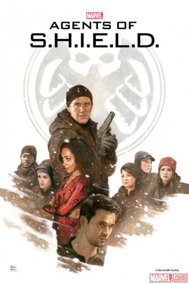 Marvel's Agents of SHIELD 118 Providence Rivera poster