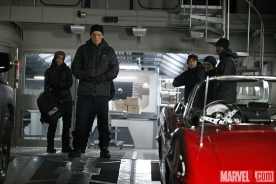 Marvel's Agents of SHIELD 118 Providence screen shot