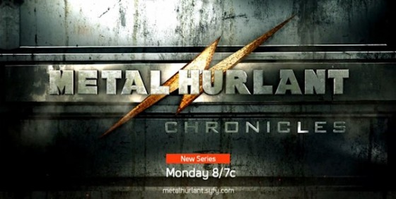 Metal Hurlant Chronicles logo wide