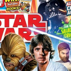 Titan Launches All-New STAR WARS MAGAZINE