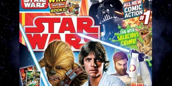 Star Wars Magazine wide