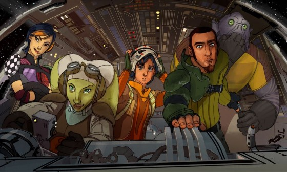Star Wars Rebels concept art 13