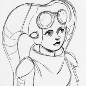 Star Wars Rebels concept art 17 Hera Filoni