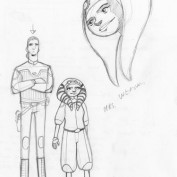 Star Wars Rebels concept art 18 Hera Filoni