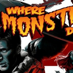 It's Marvel Talk and More on Tonight's WHERE MONSTERS DWELL