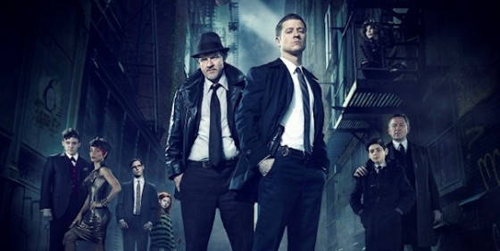 Gotham cast wide