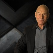 Patrick Stewart - XMEN DAYS OF FUTURE PAST