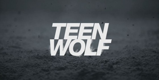 Teen Wolf s4 logo wide