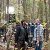 The Walking Dead BTS 415 Daryl greg