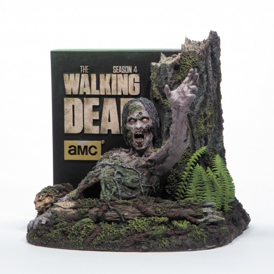 The Walking Dead s4 special edition