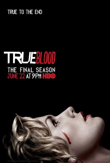 True Blood s7 poster true to the end