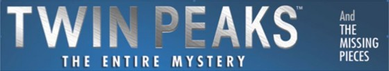 Twin Peaks the entire mystery header