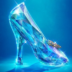 It's All About The Glass Slipper In The Teaser For CINDERELLA