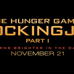 On Your Mark, Get Set, Go! THE HUNGER GAMES: MOCKINGJAY PART 1