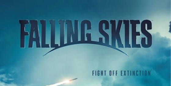 Falling Skies s4 fight extinction logo wide