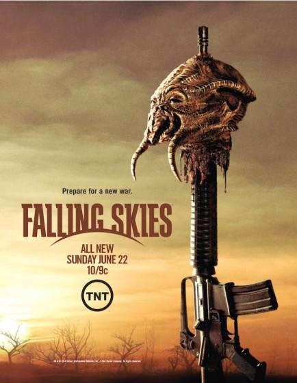 Falling Skies s4 poster skitter