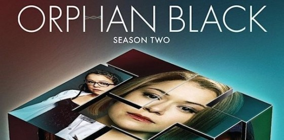 Orphan Black s2 dvd cover wide