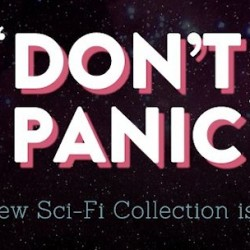 Wear a Classic Sci-Fi Book Cover with New Tees from Out of Print Clothing