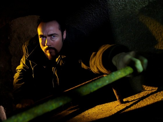 THE STRAIN -- Pictured: Kevin Durand as Vasiliy Fet. CR. Frank Ockenfels/FX