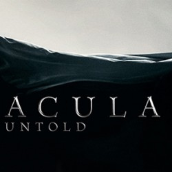 Two Posters Piece Together Prince Vlad for DRACULA UNTOLD