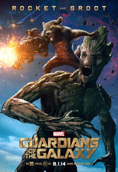 guardians of the galaxy grootrocketraccoon1