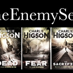 Win All 5 Books in THE ENEMY SERIES from SciFi Mafia and Disney Hyperion #TheEnemySeries [CONTEST CLOSED]