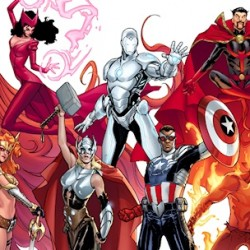 Marvel Announces Big Changes for AVENGERS NOW!