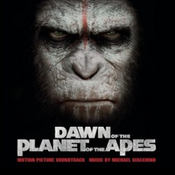 Giacchino's Dawn of the Planet of the Apes Original Motion Picture Soundtrack Available Today
