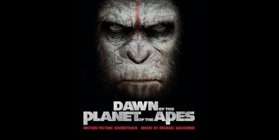 Dawn of the Planet of the Apes Soundtrack wide