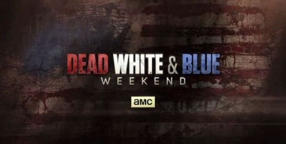 Dead White and Blue Weekend wide