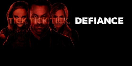Defiance Season 2 logo wide
