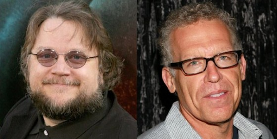 Guillermo del Toro Carlton Cuse wide