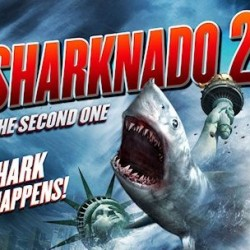 SHARKNADO 2: THE SECOND ONE Inspires One Billion Tweets. Seriously.