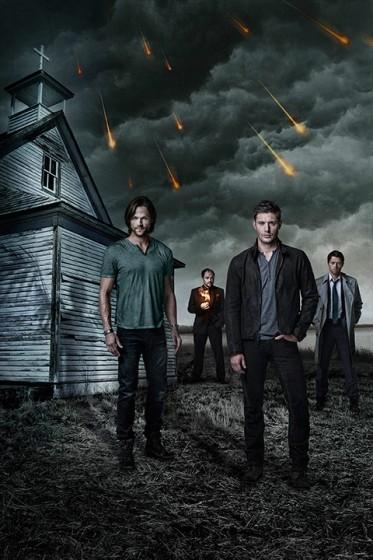 Supernatural sdcc 2014