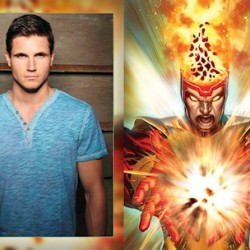 There's a Tomorrow for Robbie Amell in THE FLASH