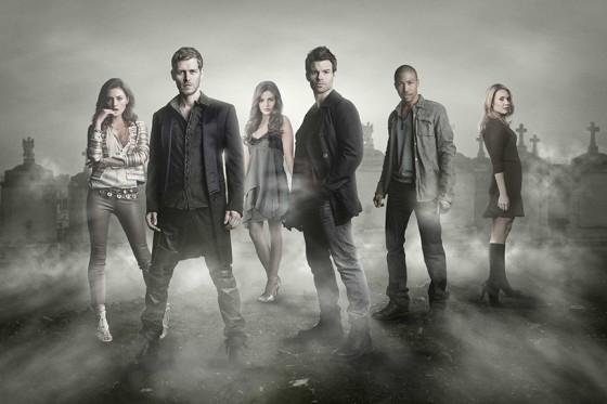 The Originals sdcc 2014