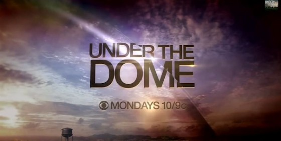 Under the Dome s2 logo wide