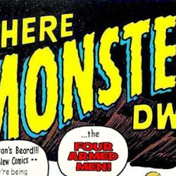 Get the Latest Info on New Comics and More on Tonight's WHERE MONSTERS DWELL