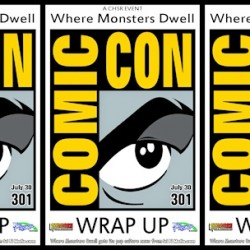 Get the WHERE MONSTERS DWELL Views on Comic-Con News on Tonight's Show