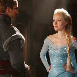 First Look Trailer for ONCE UPON A TIME Season Four Plus Pic of Elsa and Kristoff
