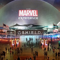 Jerry Rees Signs On For THE MARVEL EXPERIENCE