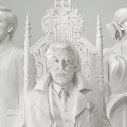 The Capitol Releases Living Portraits for THE HUNGER GAMES: MOCKINGJAY PART 1