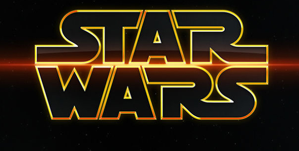 star wars logo wide
