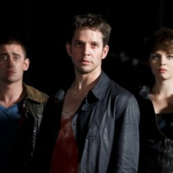 Watch the Opening Minutes of Tomorrow Night's Season Premiere of BEING HUMAN UK