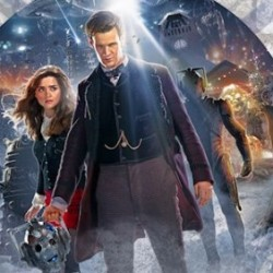 Check Out Doctor Who in Latest Screenshots and First Clip from the Christmas Special