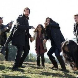 Mysterious New FALLING SKIES Featurette and Screenshots Get Us Hankering for More