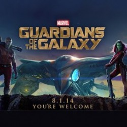 This New TV Spot for GUARDIANS OF THE GALAXY is the Cherry Bomb